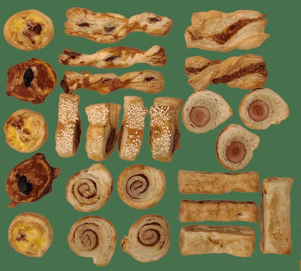 Plateau traiteur 25 - boulangerie agde - maison gil