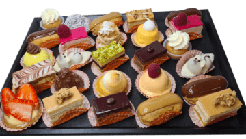 mignardises 40- boulangerie agde - maison gil