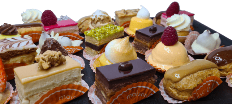 mignardises 4 0 - boulangerie agde - maison gil