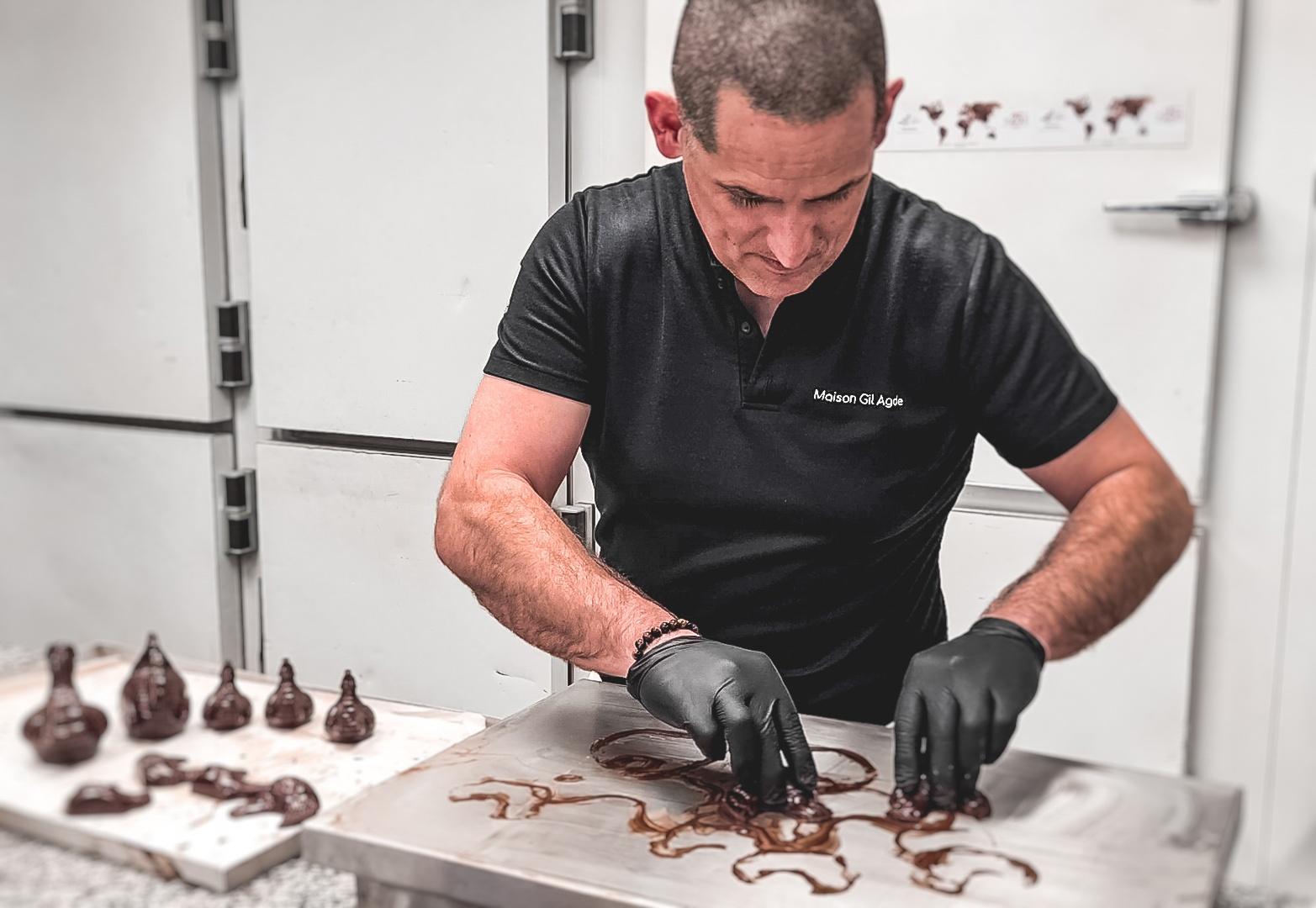 boulangerie agde - maison gil - paques - chocolats