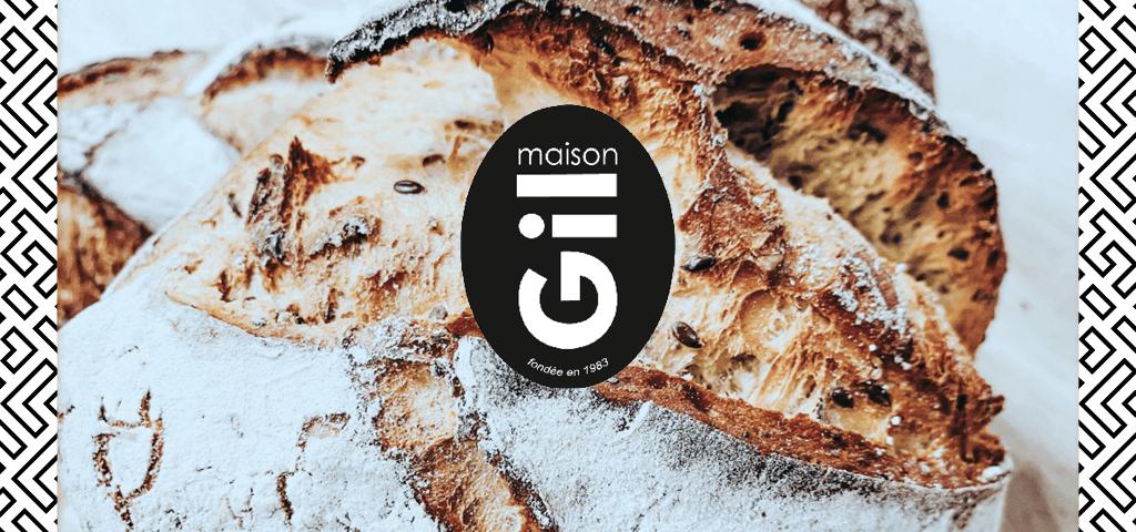 Nouveaux pains spéciaux chez Maison Gil!